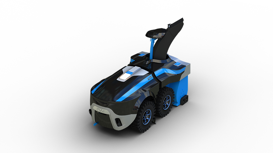 Kobi LawnMower