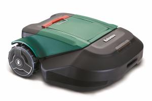 robotic lawn mower Robomow RS630